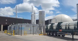 Granville Ecopark Limited works with CDEnviro to demonstrate a circular economy
