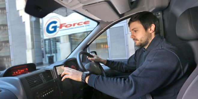 Maxoptra Powers Vehicle Scheduling for G-Force Telematics Users