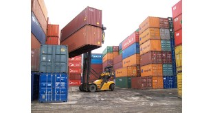 Ace container handling with SANY