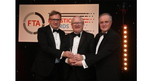 Chief Exec of Associated British Ports honoured for lifetime achievement