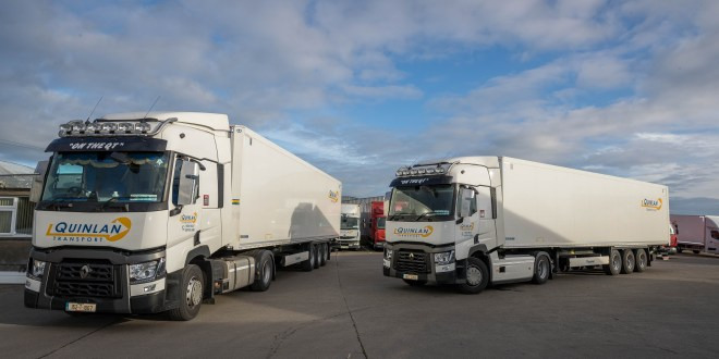 More Krone Dry Liners for Quinlan Transport