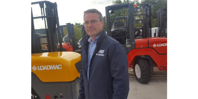 New MD and record half-year sales as Loadmac growth plans continue