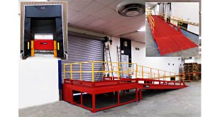 SiRdar holdings entwine pre existing loading bays with new Thorworld solution to