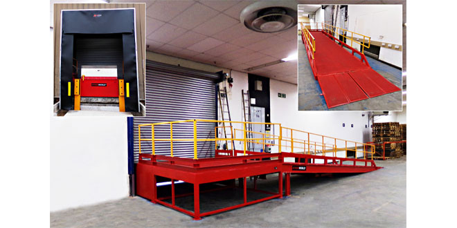 SiRdar holdings entwine pre-existing loading bays with new Thorworld solution to advance UK site efficiencies
