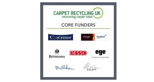 Carpet Recycling UK landfill diversion of carpet waste rises to 42 percent