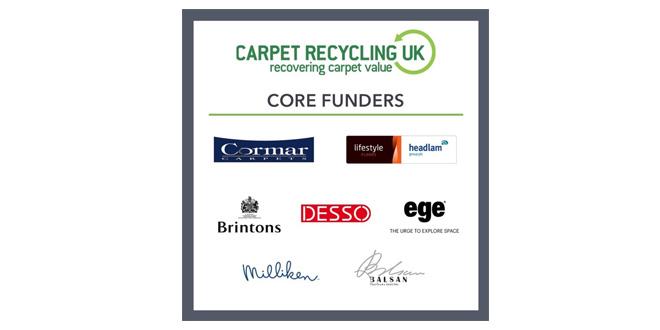 Carpet Recycling UK landfill diversion of carpet waste rises to 42 percent