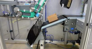 Debut for Skyfall system with automatic infeed and delivery stations