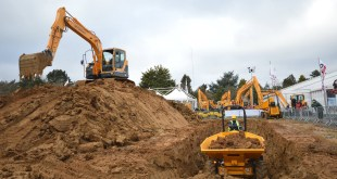 Hyundai machines feature at the 58th Annual Doe Show