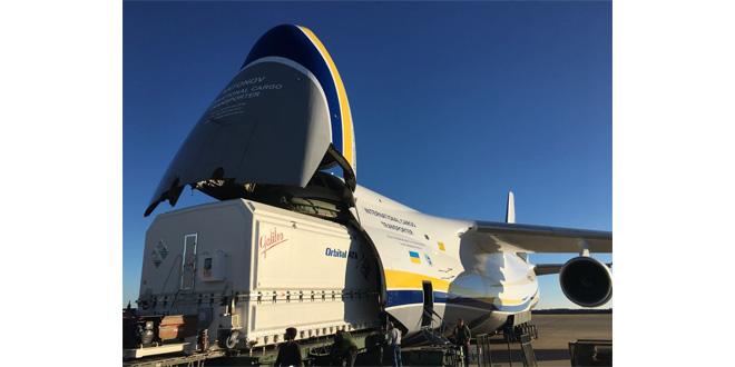 NewANTONOV Airlines USA office works with aerospace giant Orbital ATK