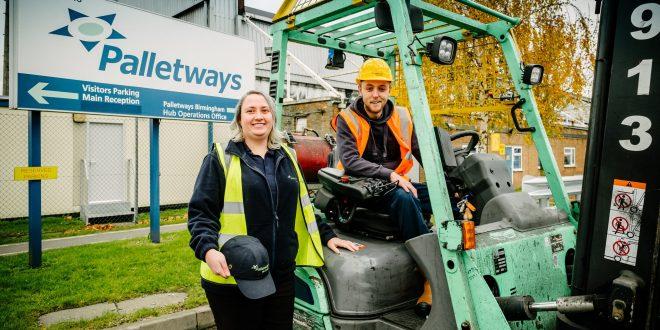 Palletways apprenticeship scheme hits half a decade
