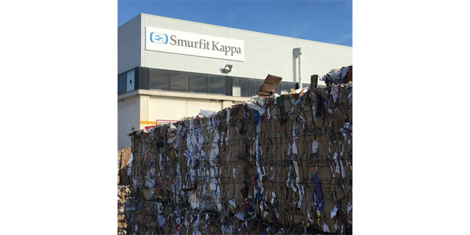 Smurfit Kappa expands global network of recycling plants