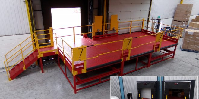 Thorworld loading bay solution makes Sovereign business move a golden opportunity