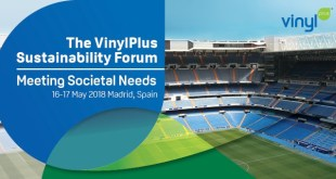 VinylPlus Sustainability Forum 2018 to focus on Meeting Societal Needs