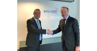 BOLLORÉ LOGISTICS ACQUIRES GLOBAL SOLUTIONS IN DENMARK