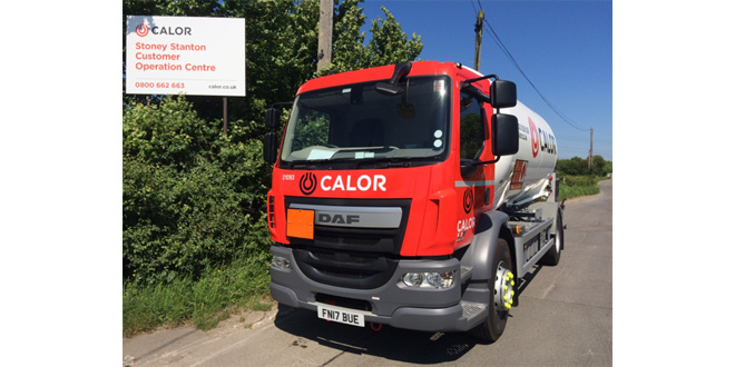 Cooking on gas: TruTac helps keeps Calor fleet safe and compliant
