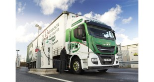 IVECO Stralis NPs tick a massive box for H Parkinson Haulage