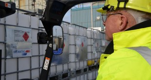 Pyroban Lift truck driver awareness systems have changed