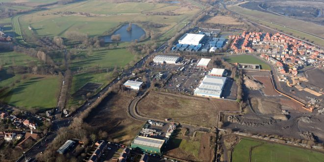 SPECULATIVE DEVELOPMENT ANNOUNCED FOR INDUSTRIAL SITE IN WEST YORKSHIRE
