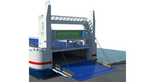 Stena Line introduces battery power