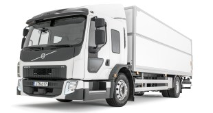 VOLVO TRUCKS FE UPDATED FOR DEMANDING TASKS IN URBAN TRANSPORTATION