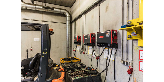 Fronius Save operating costs when charging batteries