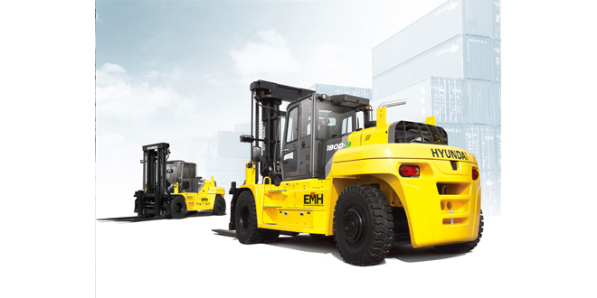 Hyundai appoints new material handling equipment dealer in Scotland