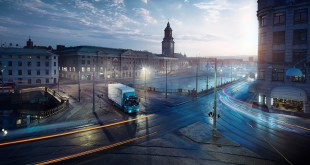 PREMIERE FOR VOLVO TRUCKS FIRST ALL ELECTRIC TRUCK