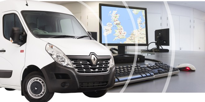 RENAULT TRUCKS IS FIRST LCV OEM TO LAUNCH TELEMATICS