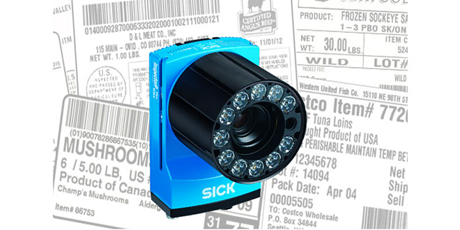 SICK LabelChecker Ticks the Box for All in one Quality Control