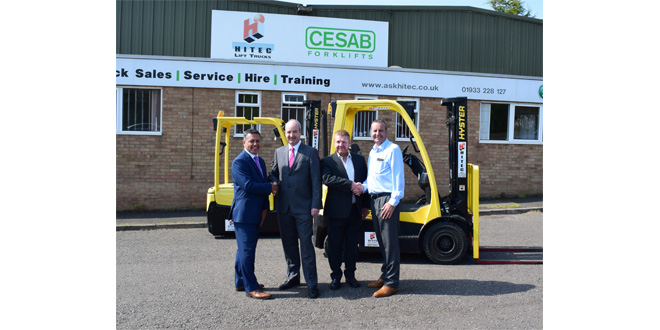 Briggs Equipment acquires Hitec Lift Trucks Ltd