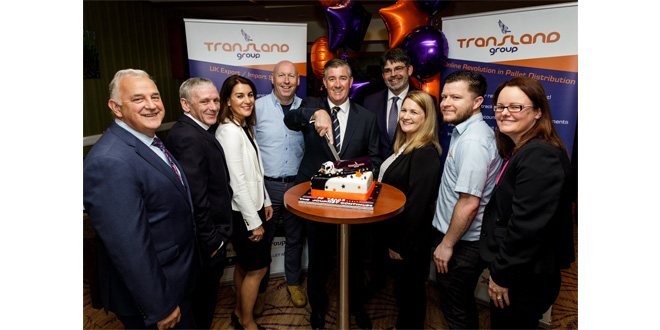 Dublin logistics firmTransland Group celebrates 25 years in business