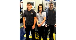 Exam success for Nerak apprentice
