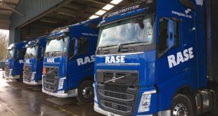Rase Distribution fleet investment
