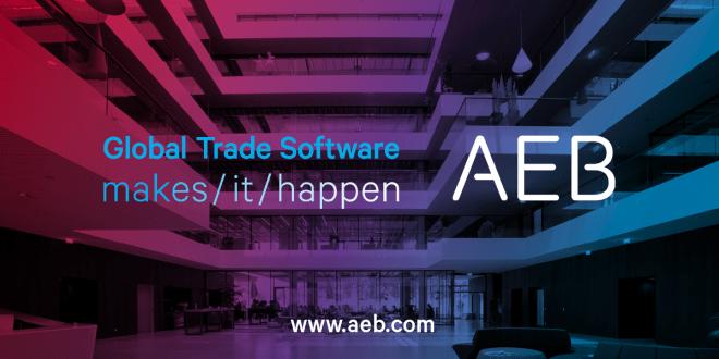 Digitize innovate evolve Software provider AEB unveils new identity