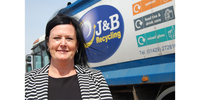 J&B Recycling recognised for its excellence in national awards