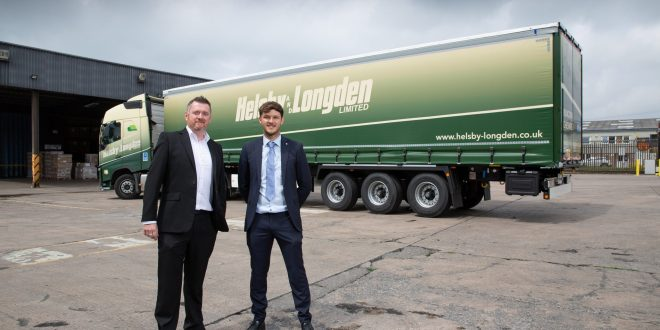 Krone Coil Liners tick all the boxes for Helsby and Longden