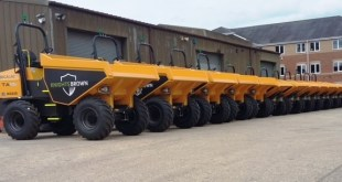 Versatile Equipment completes contract with Knights Brown