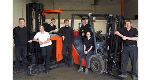 Elevated Employment Opportunities for Youngsters in Greencroft Bottling