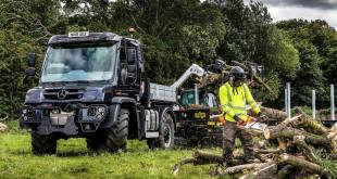 Greenworx branches out with Mercedes-Benz Unimog