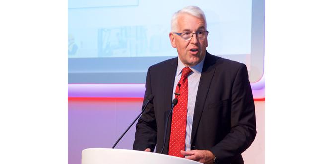 Logistics sector facing a perfect storm says UKWA CEO