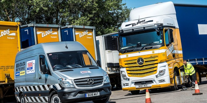 TruckForce stays on track with Mercedes-Benz Sprinter