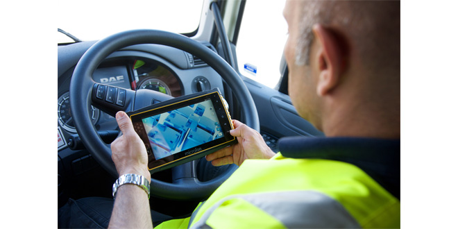 70 percent of HGV Drivers Recorded by Microlise Telematics in 2017