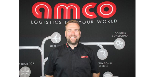AMCO SERVICES INTERNATIONALANNOUNCETHE APPOINTMENT OF SEANTRAINOR ASBUSINESS DEVELOPMENT DIRECTO