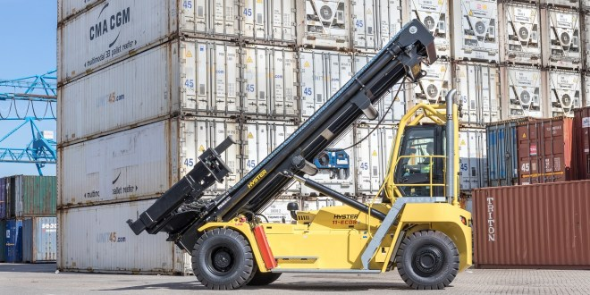 SOLUTIONS BEYOND TRUCKS AT SUCCESSFUL HYSTER RHINE TOUR