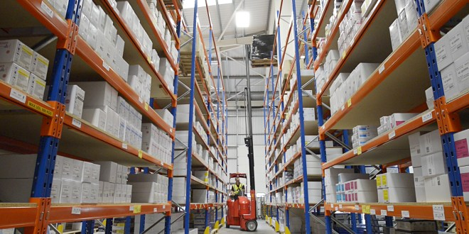 Switch to VNA doubles storage capacity for fulfilment specialist