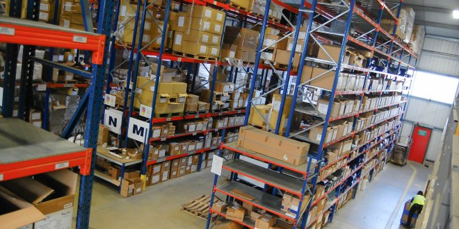 Walker Logistics cut supply chain packaging use