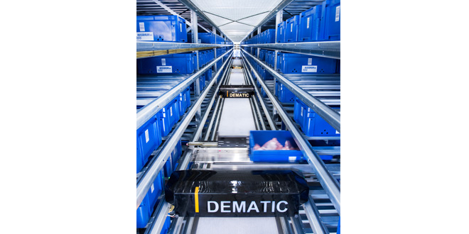DEMATIC TO OPEN NEW SEQUENCING AND DISTRIBUTION CENTER IN NORTH TEXAS