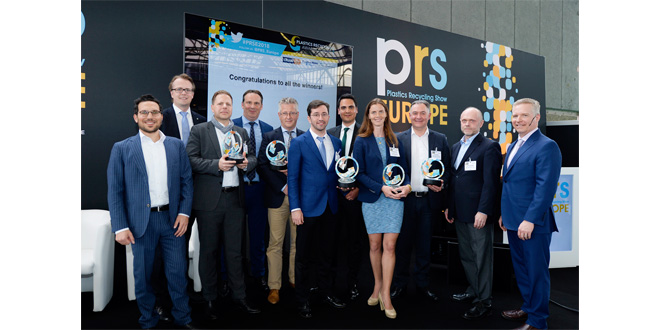 Plastics Recycling Awards Europe Expand for 2019