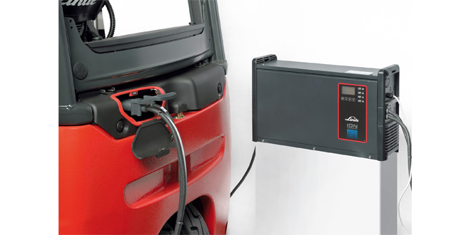Linde Material Handling extends its range of lithium ion powered trucks