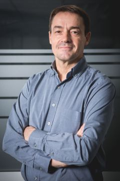 NAWA Technologies founder Pascal Boulanger